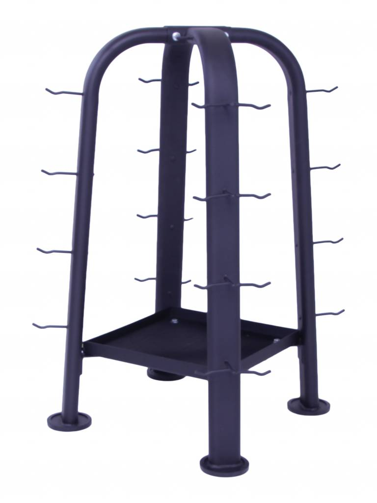 Lifemaxx® LMX1041 Accessory tower (black)