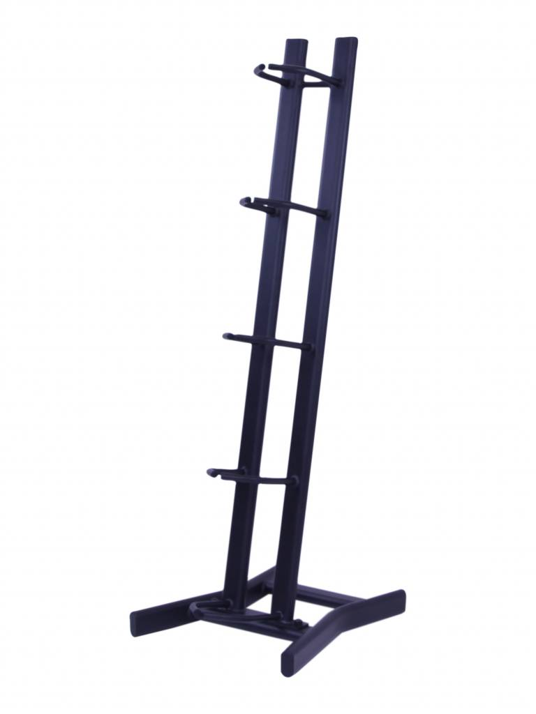 Lifemaxx® LMX1251 Medicineball rack. For 5 medicineballs (black)