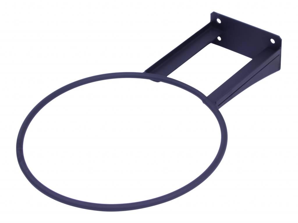 Lifemaxx® LMX1104 Gymball wall holder (black)