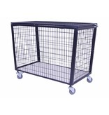 Lifemaxx® LMX1247 Storage Cart (black) (available December/January)