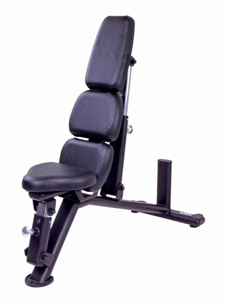 LMX. LMX1060 LMX. Multi purpose bench (black) (leverbaar begin juni)