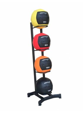 Crossmaxx® LMX1248 Wall ball rack for 4 wallballs