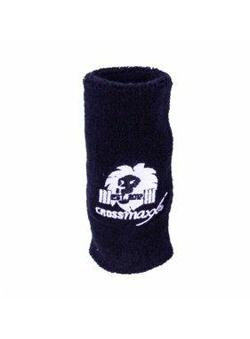 Crossmaxx® LMX1816.C Crossmaxx® sweatband 75 x 150mm (black)