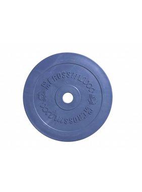 Crossmaxx® LMX87.025 Crossmaxx® technique plate 2,5kg - 50mm (grey)
