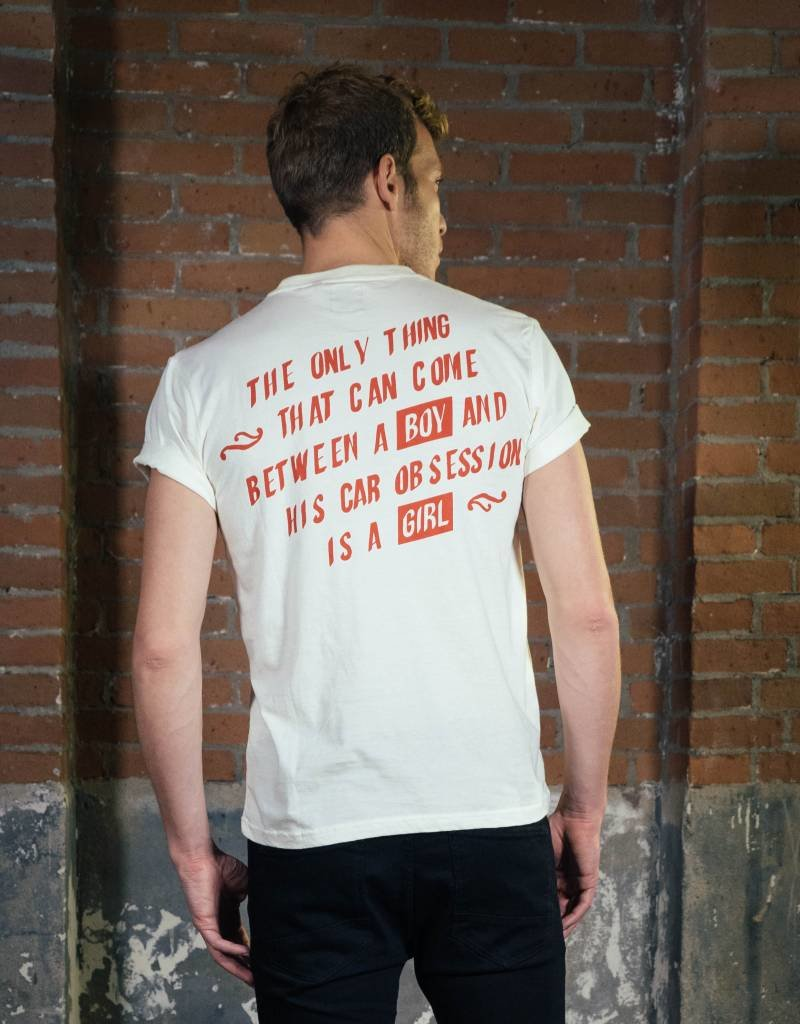 Good Genes His Tee Buddy - Quote white