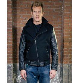 Good Genes His Zipped Jacket - Virgil