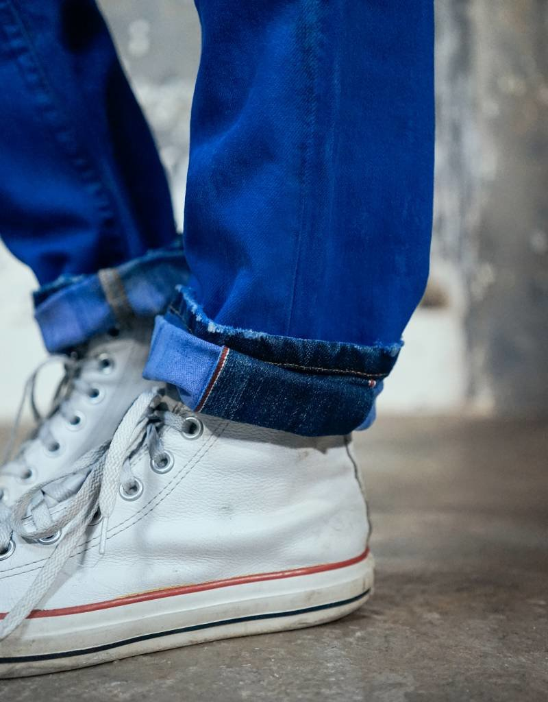 Good Genes Her Jean No.3 - 12 Years stretch selvedge