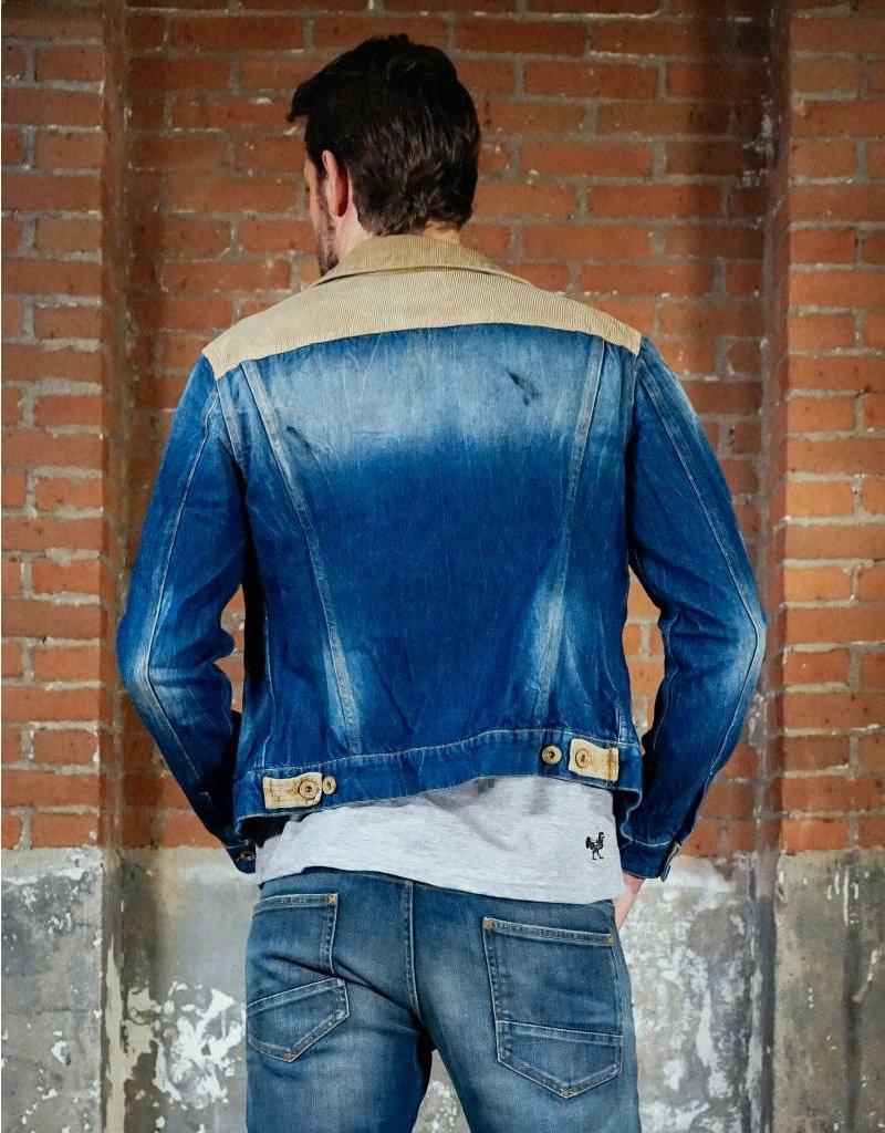 Good Genes His Denim Jacket Johnny