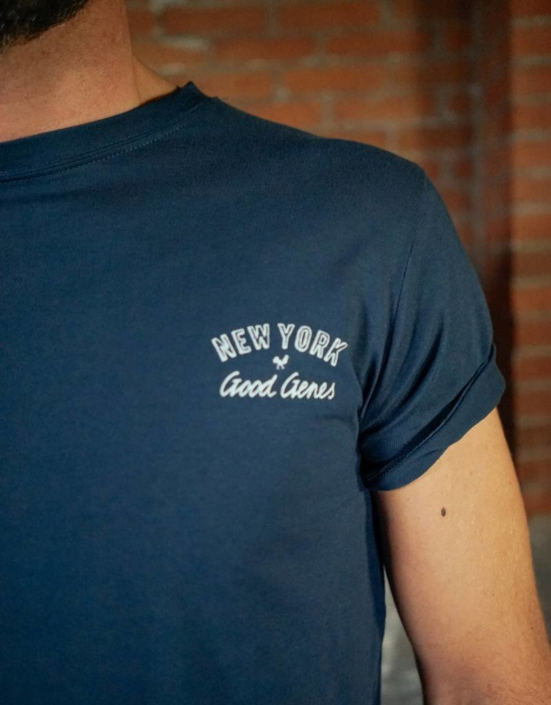 Good Genes His Tee Buddy, All Annie Hall - ombre blue