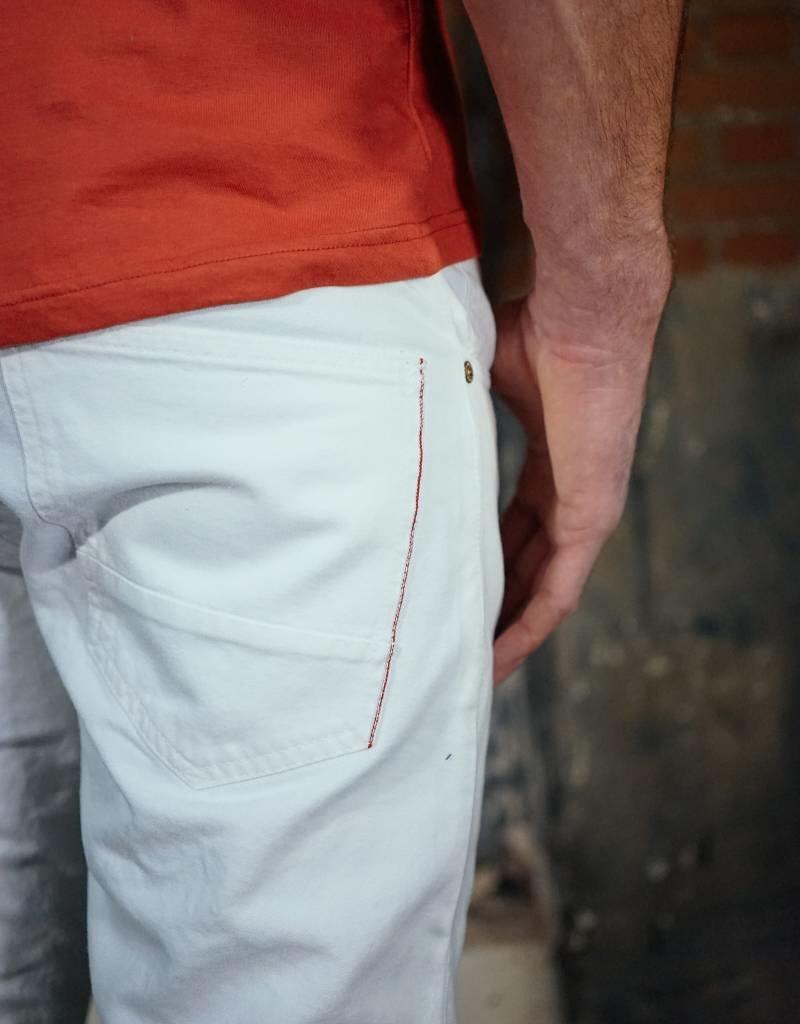 Good Genes His Jean No.3 - Virgin white selvedge