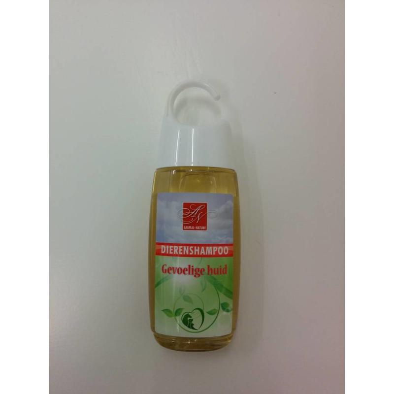 Animal Nature Gevoelige huid shampoo 250ml.