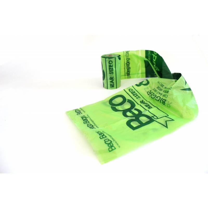 Becopocket refills (60 biologisch afbreekbare poepzakjes)