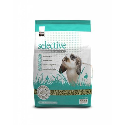 Selective konijn