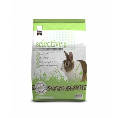 Selective junior konijn