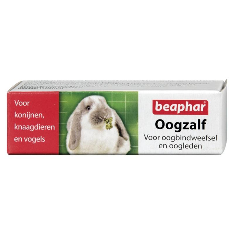 Oogzalf voor konijnen, knaagdieren en vogels 5ml