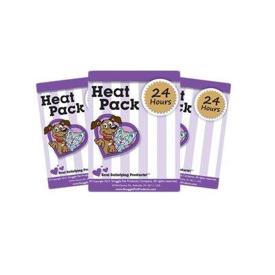 Heatpacks voor 24 uur