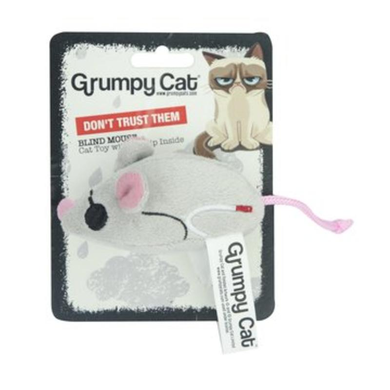 Grumpy Cat House Mouse