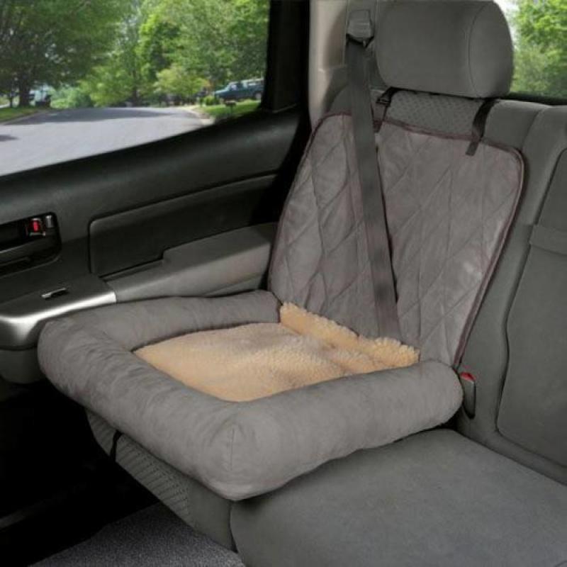Solvit Car Cuddler auto-zitje