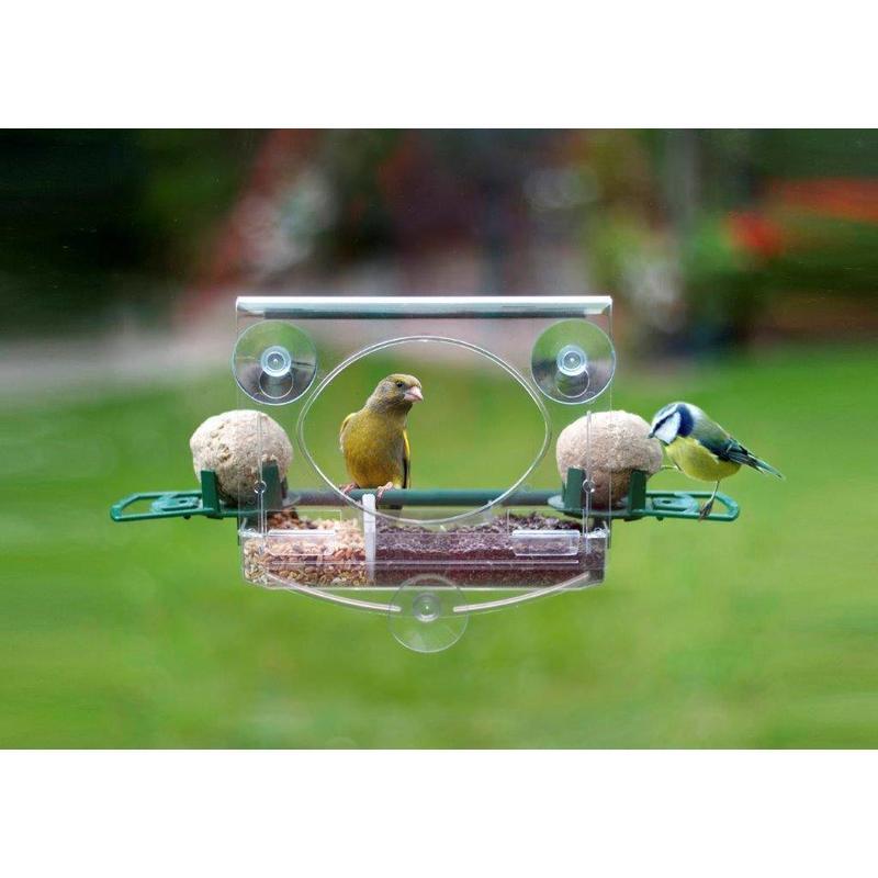 Bolmsö Birdfeeder  luxe