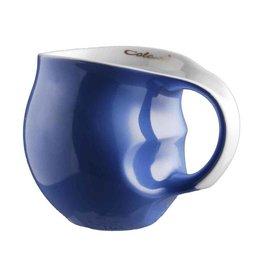 Colani Porzellanserie Colani Kaffeebecher blau