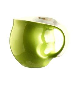 Colani Porzellanserie Colani Kaffeebecher grün