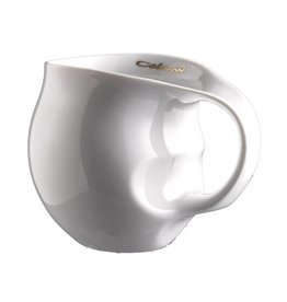 Colani Porzellanserie Colani Kaffeebecher weiß