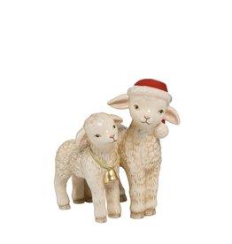 Goebel Porzellanmanufaktur Schäfchenpaar