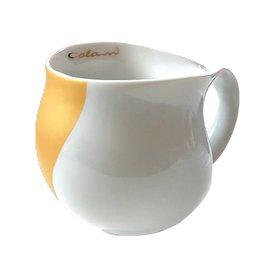 Colani Porzellanserie Colani Kaffeebecher, gold & black 7