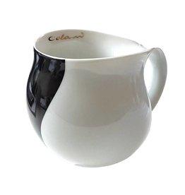 Colani Porzellanserie Colani Kaffeebecher, gold & black 6