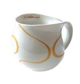Colani Porzellanserie Colani Kaffeebecher, gold & black 3