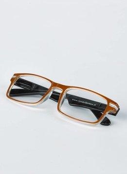 Leesbril Bruin