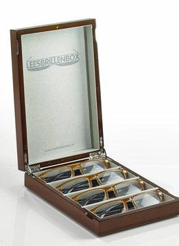 Walnut Readingglassesbox