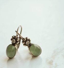 Carré Jewellery Aventurine earrings