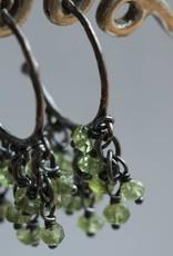 Carré Jewellery Oorbellen met Peridoot
