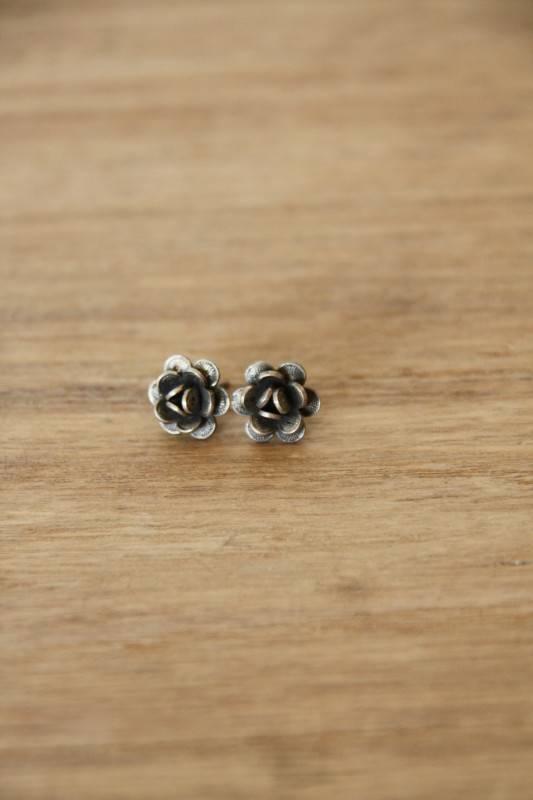 Yvone Christa Rose earrings