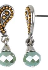 Hultquist Paisley earrings