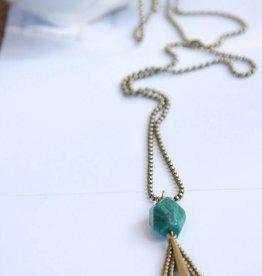 Mila création Long necklace