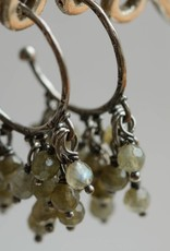 Carré Jewellery Labradorite earrings