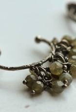 Carré Jewellery Labradorite earrings