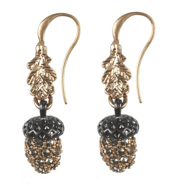 Hultquist Acorn earrings