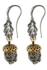 Hultquist Acorn earrings