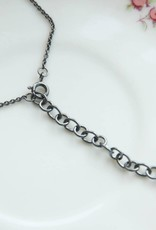 "Carré Jewellery Silver Carré necklace ""Eternity"""