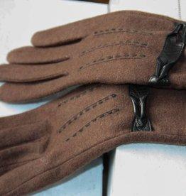 Allerlei Brown gloves