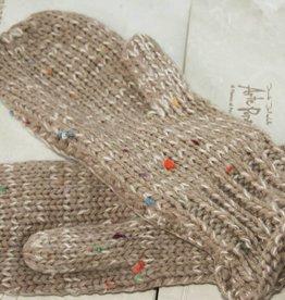 Lightpink mittens