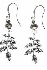 Hultquist Leaf earrings