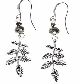 Hultquist Leaf earrings
