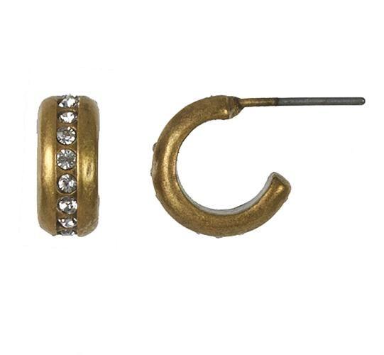 Hultquist  orecchini placcati oro