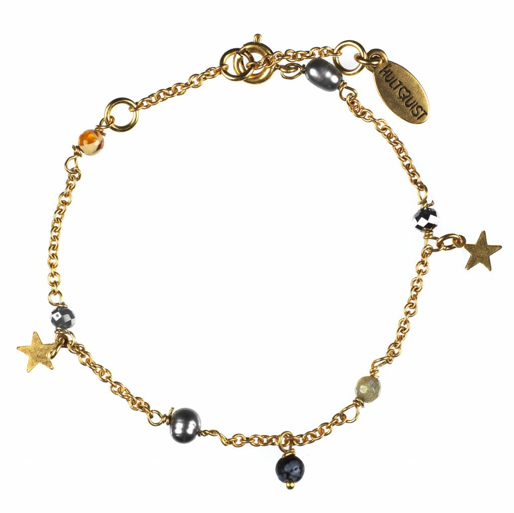 Hultquist Goldplated bracelet