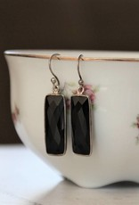 Lacom gems Onyx earrings