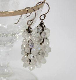 Lacom gems Moonstone earrings